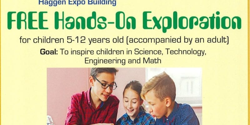 Free! 2nd Annual Kid's Math & Science Expo at NW Washington Fairgrounds